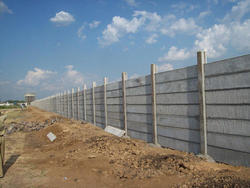 RCC Readymade Precast Compound Walls