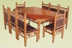Wooden Dining Table In Kolkata West Bengal Get Latest