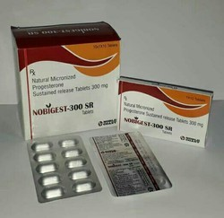 Micronized Progesterone SR Tablet