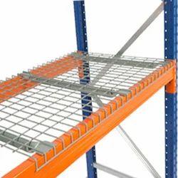 Hulk Lokpal Wire Mesh Decks
