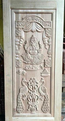 Designer Main Door