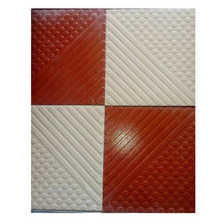 Outdoor Vitrified Parking Tile