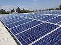 PV Solar Rooftop Power Plant