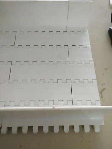 Flat Top Heavy Duty Modular Conveyor Belt