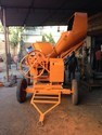 Concrete Mixer Hyd. Hopper