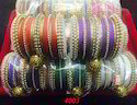 Wedding Jhumki Hanging Ethnic Indian Bangles