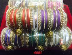 Jhumki Hanging Ethnic Indian Bangles