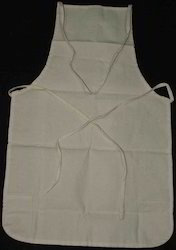 Recycled Organic Cotton Apron