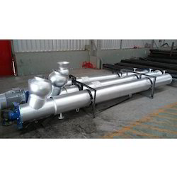 Dryer Jacketed Screw Feeder