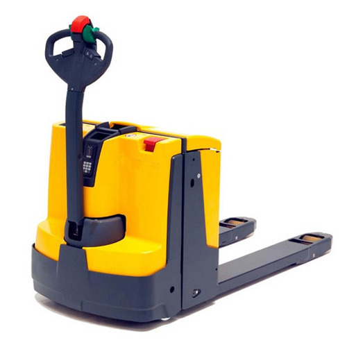 Automated pallet jack th05738