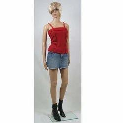 Plastic Adams Mannequins Female Mannequins