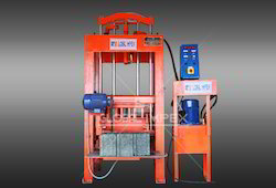 Stationary 860S Hydraulic Block Making Machine