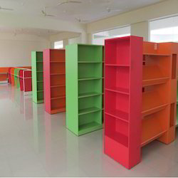 Modern Library Rack