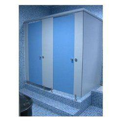 Bathroom Partitions Pune hpl toilet partition at rs 23000 /set | toilet partition - macro