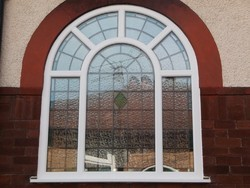 UPVC Arched Window