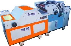 2 Color Poly Printing Machine
