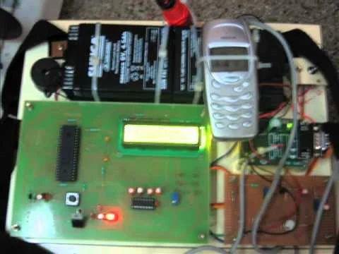 Prepaid Energy Meter using GSM and Arduino -Use Arduino