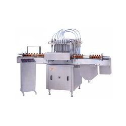 Auto Liquid Filling Machine