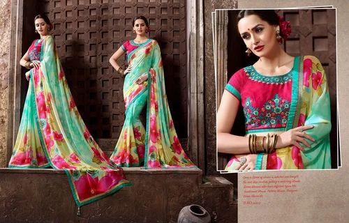 7cb9c0e1f8942 Kessi Brand Casual Wear Saree Catalogue, Drape Saree - Elevate Women ...