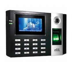 Corporate Office Biometric Attendance System