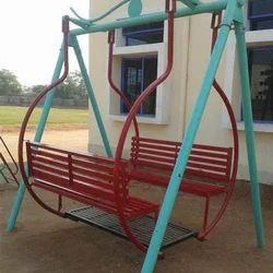 6 Seater Circular Swing