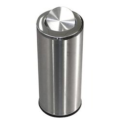 20L Stainless Steel Swing Bin