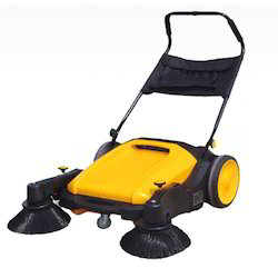 Walky Manual Road Sweeping Machine