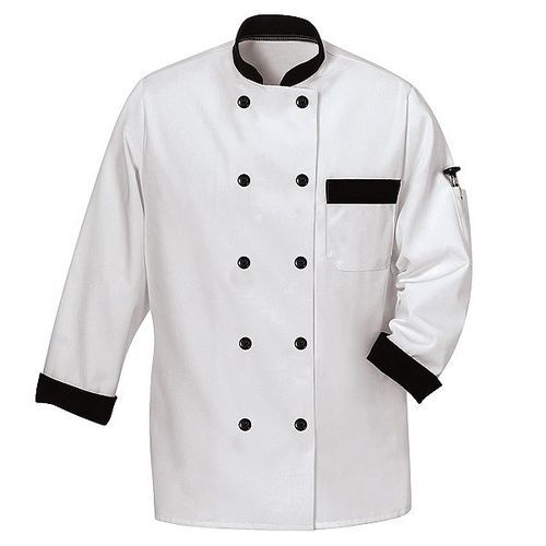 White Designer Chef Coat