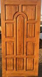 Royal RE067 Teak Wood Safety Door