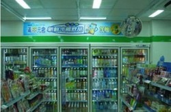 Convenience Store Display