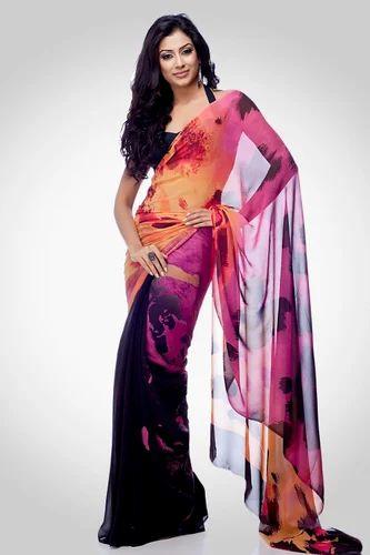 6e053a8b9 Printed sarees