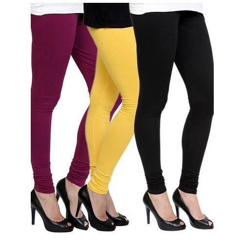 2a9033748e742 Cotton Stretch Churidar Leggings at Rs 150 /piece | Churidar ...