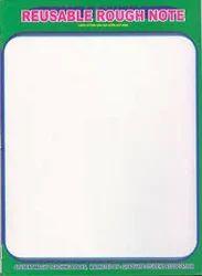 Reusable Rough  Notebook