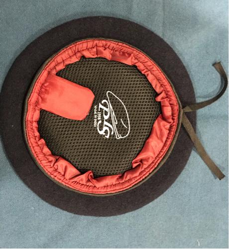 6dd044e2 Beret Cap - Net beret cap Manufacturer from Ludhiana