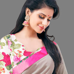 Chiffon Stylish Saree