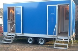 Mobile Toilet Cabin