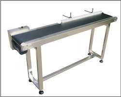 Aluminium Modular Conveyor Flat Belt Conveyors, for Packaging