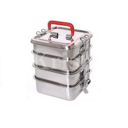 Square Tiffin