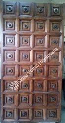 Antique Design Door
