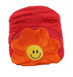 Red Small School Bag