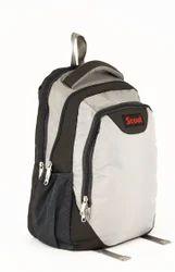 Plain College Shoulder Backpack