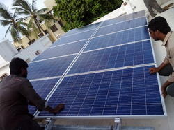 Incentive For Domestic Solar Rooftops