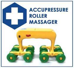 Acupressure Roller Massager with Vibrator