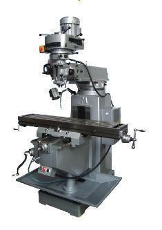 Mild Steel 3 KS Milling Machine, Model No.: 4bs