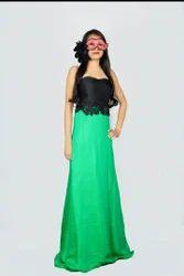 Party Wear Western Designer Gown
