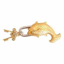 Fish Design Lock