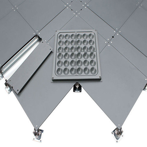 Bare Panel False Flooring