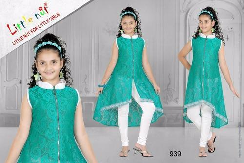 da9317cf68ff3 Girls Wear Legging Kurtis Set - Crop Top Manufacturer from Ahmedabad