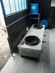 Industrial Stand Diesel Bhatti