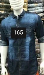 REPUBLIC Plain and Printed denim shirts
